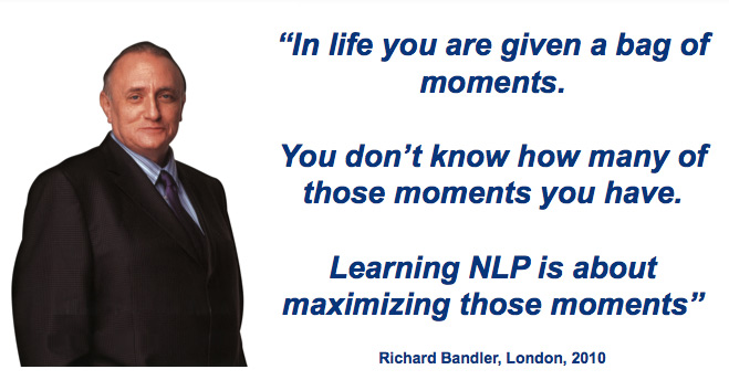 NLP Life Training - Intro To NLP Report