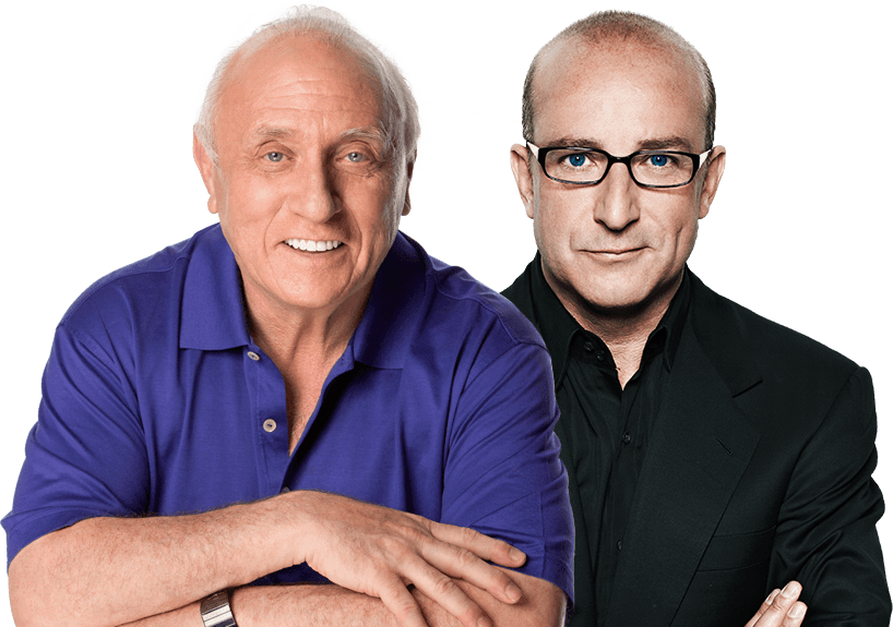 Richard Bandler and Paul McKenna
