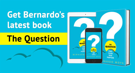 Get Bernardo's latest book The Question