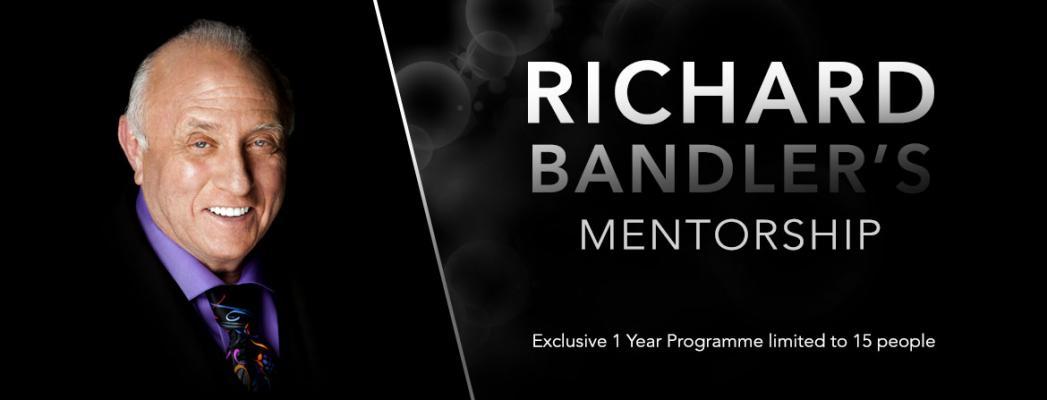 Richard Bandler Mentorship