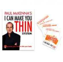 I CAN MAKE YOU THIN 5 CD SET - This  successful 5 CD system will help you programme your mind to slim your body. Slim Down Fo
