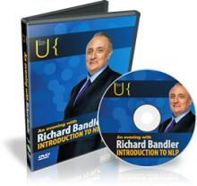 Introduction to NLP DVD - an evening with Richard Bandler
