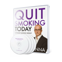 CD Paul Mckenna - Quit Smoking Today 4 CD Set