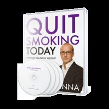 CD Paul Mckenna - Quit Smoking Today 4 CD Set
