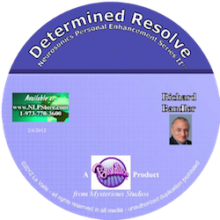 CD Richard Bandler - Determined Resolve