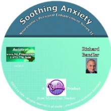 CD Richard Bandler - Soothing Anxiety