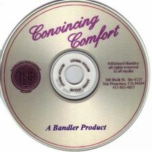 CD Richard Bandler - Convincing Comfort
