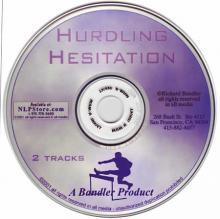 CD Richard Bandler - Hurdling Hesitation