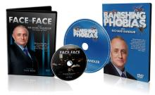 PACK 12 - Banishing Phobias DVD & Face to Face DVD
