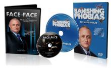 PACK 12 - Banishing Phobias DVD & Face to Face DVD