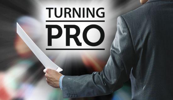 Turning Pro - 6 month  programme