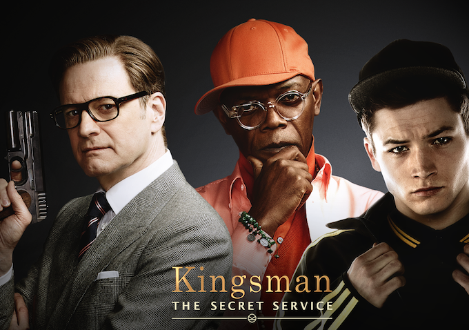 The Kingsman – Yes Washington Post, NLP is a real thing!